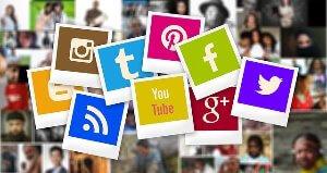 verschillende soorten sociale media