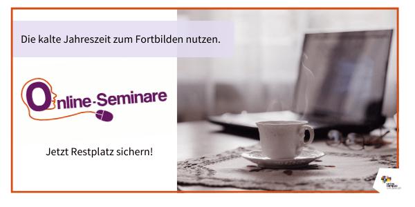 Detail Online-Seminare Herbst-/Winterprogramm