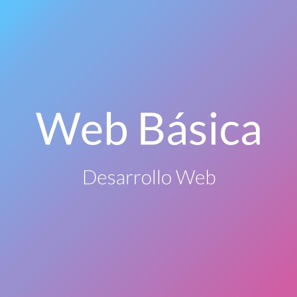 Web Básica