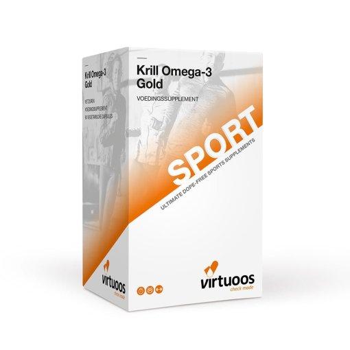 Krill Omega-3 Gold