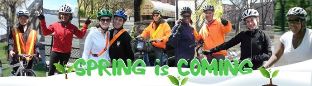 Learn to Ride Students Spring 2017