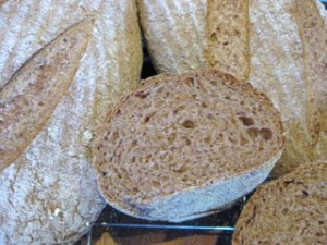 First from the Italian Bread Project: Sourdough Pane de Como 1