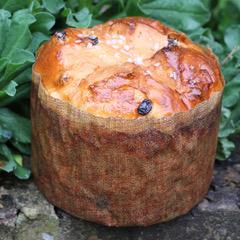 Gaye's golden raisin and ginger sweet bread
