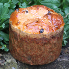 Gaye's golden raisin and ginger sweet bread - delicious and award winning