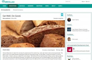Read the Virtuous Bread Innovation Story on the Aim2Flourish website!