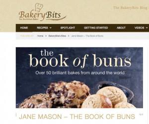 Jane Mason talks to Vanessa Kimble at Bakery Bits