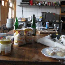 Buttermilk Bread (from the MLOVE Con-Festival kitchen) 1