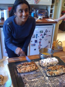 How to make German Christmas Stollen