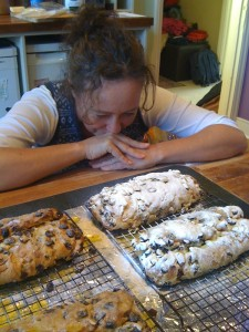 Recipe for Germany Christmas Stollen