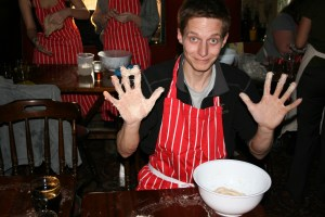Learn how to bake bread in Leicester