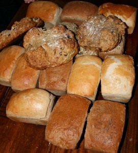 Learn to bake bread in Leicester