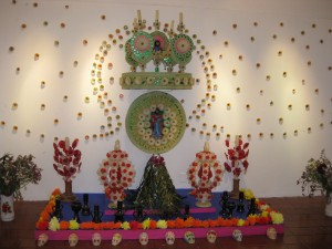 altars for day of the dead