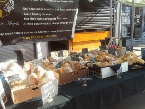 If you want good bread, go to the market 1