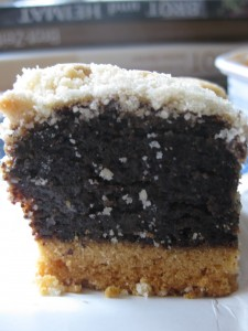 How to make poppy seed cake