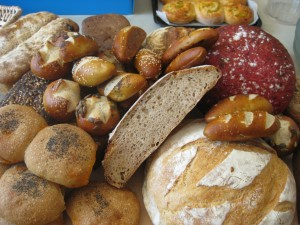 Learn to bake different kinds of bread in every class