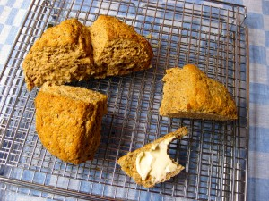 Soda bread - perfect for sharing