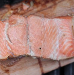 Simple and delicious smoked salmon pate - another recipe from Bread and Spread 1