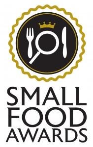 Small food awards main logo