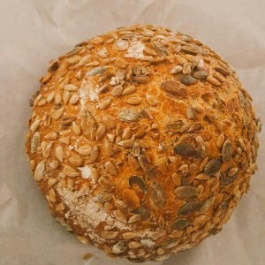 Southwold seeded multigrain by Jennifer O'Dwyer