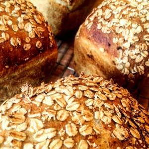 Porridge bread by Liz Wilson