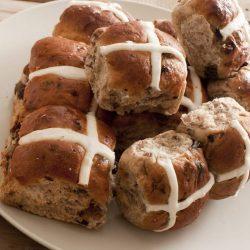 Hot Crossed Buns 1