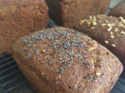 How to make rye bread 1