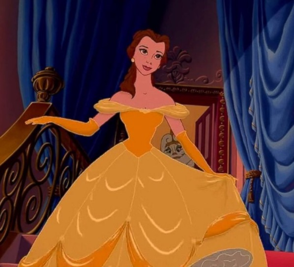 Belle S Gown What Will Belle Be Wearing