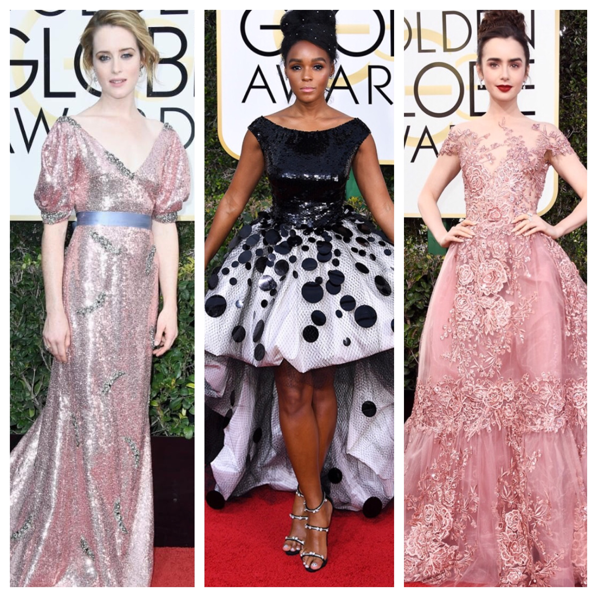 Best Globes Of The Golden Globes: Modest Fashion At The 2017 Golden Globes