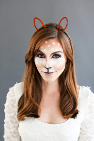 Fawn DIY Halloween Costume by Evite