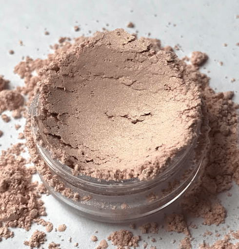 Rose Gold Mineral Highlighter
