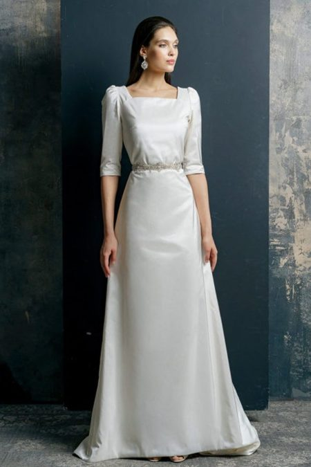 Our Newest Gorgeous Modest Wedding Dresses Virtuous Prom