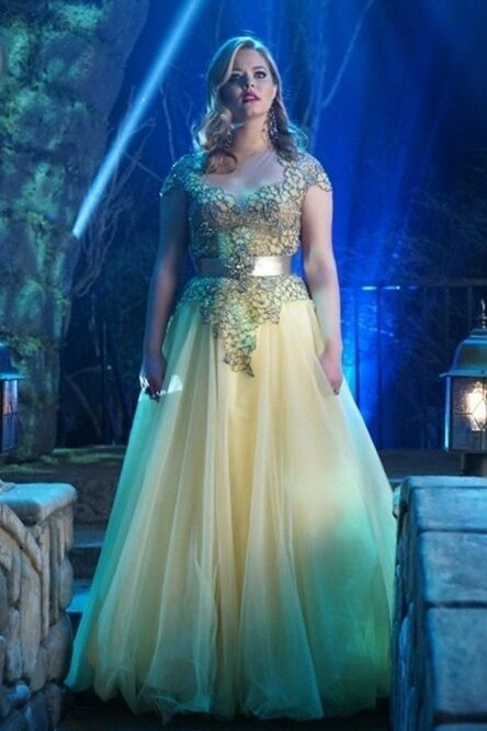 Ali Modest Prom Dress Pretty Little Liars