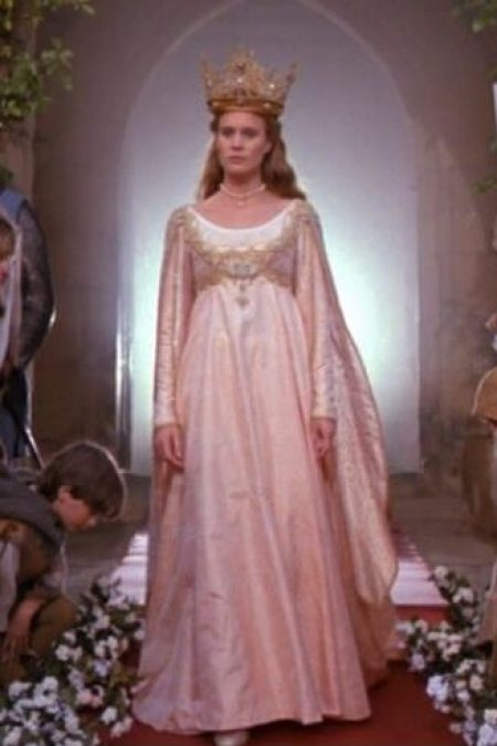 Buttercup Princess Bride Movie Wedding Dress