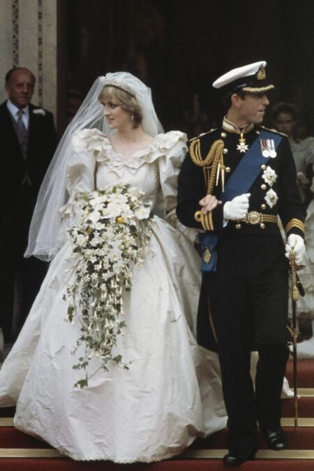Princess Diana Wedding Dress Elizabeth Emanuel