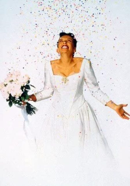 Toni Collette Muriels Wedding Dress Poster