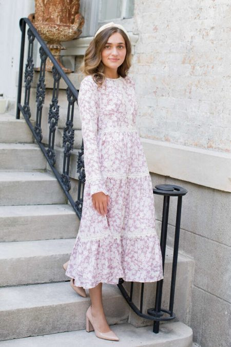 Dainty-Jewells-Modest-Spring-Floral-Dress-Sleeves