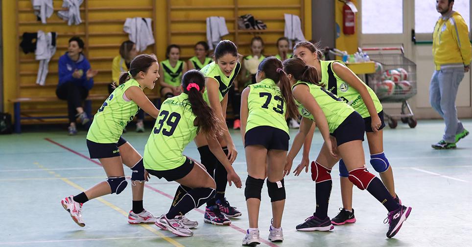 Inizia il campionato di Under 13 Femminile