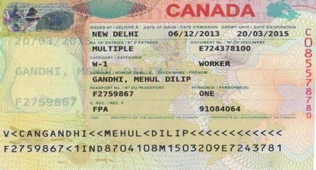 canada visitor visa form pdf