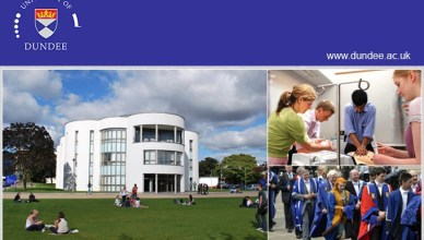 Undergraduate Scholarships for International Students at University of Dundee