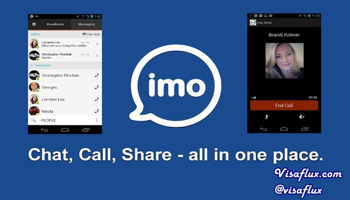 Download Imo Video Call Messenger App - Imo Messenger App