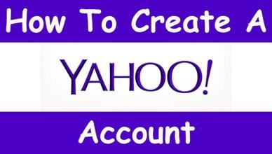 Yahoo Registration