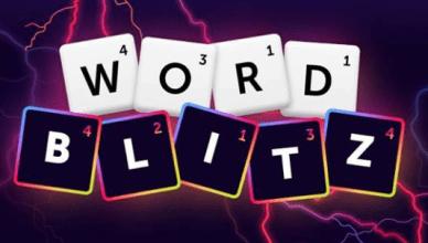 Facebook Word Blitz Messenger Easy Games 2020