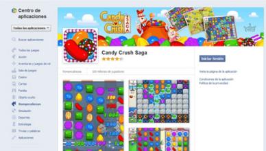Candy Crush Saga Game Installation