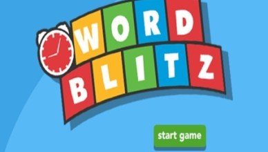 Word Blitz Game For Android in Messenger