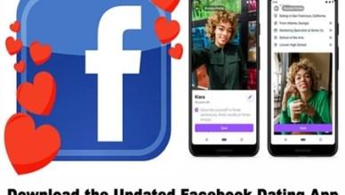 Dating in Facebook App Download Free