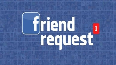 Pending Facebook friend User Request