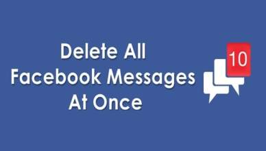 Delete Messages from Messenger APK