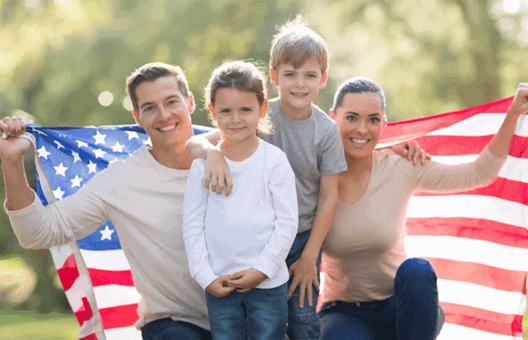 Apply for American Family Visa