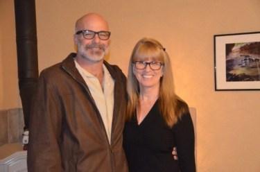 Rob and Carol Armour