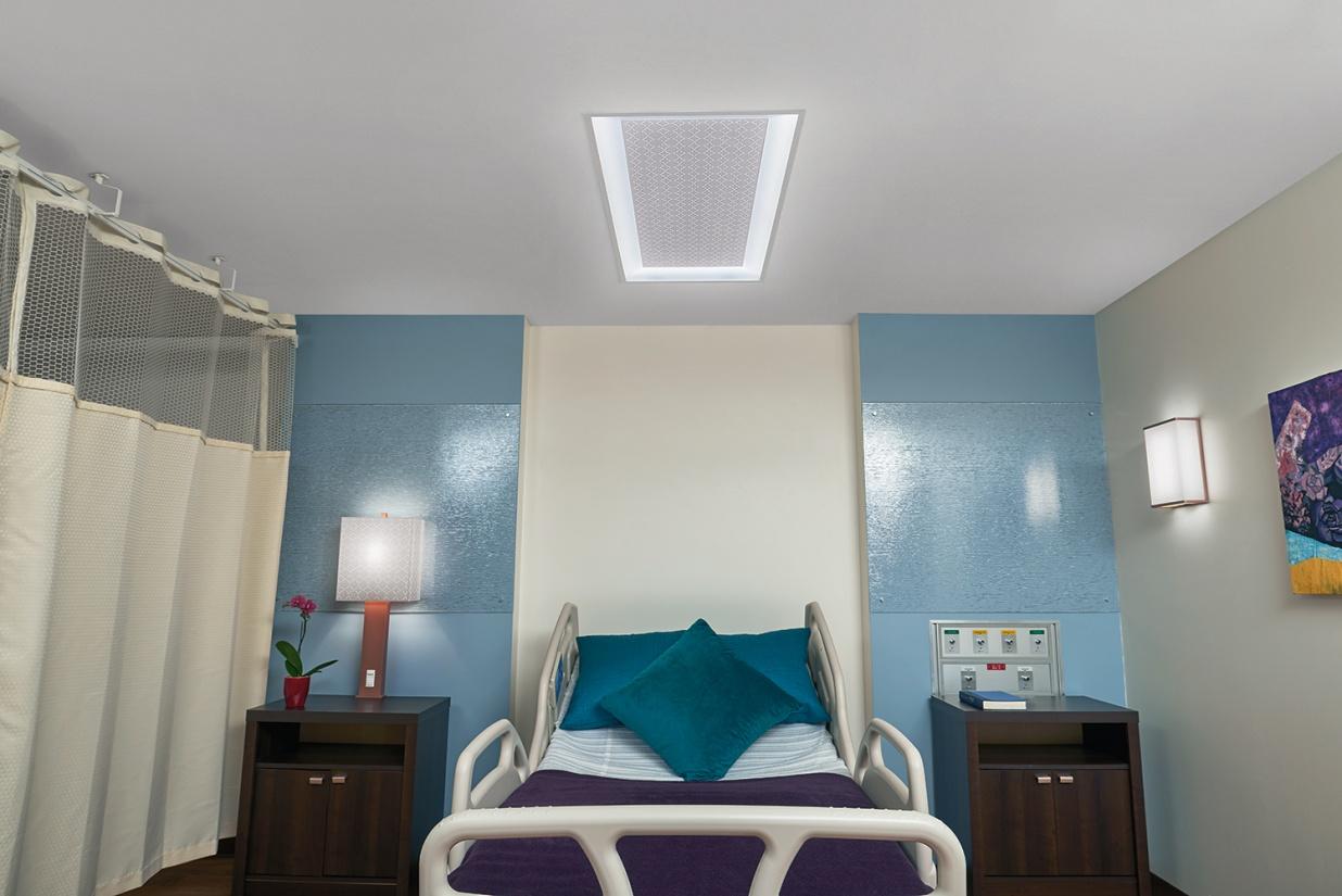 Healthcare Lighting Luminaires For Healthcare Design